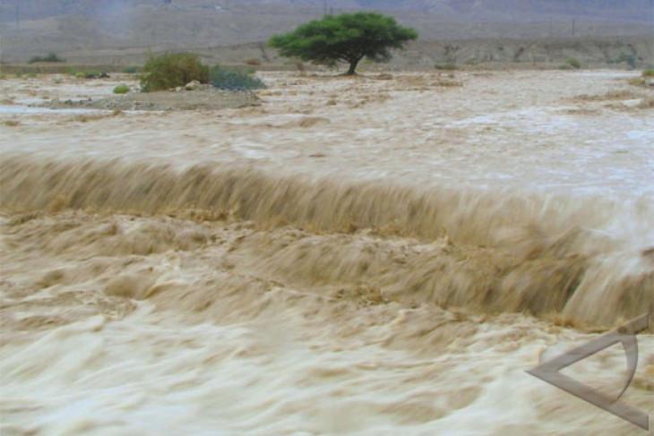 Banjir bandang landa Kecamatan Gunung Purei Barito Utara