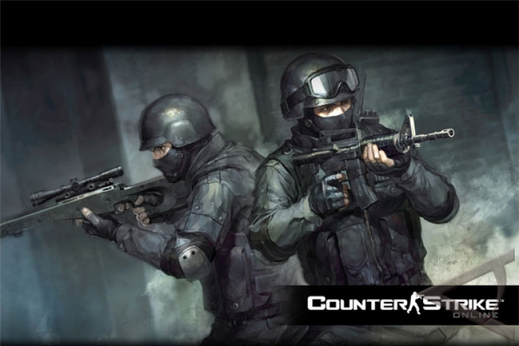 Megaxus Luncurkan Counter-Strike