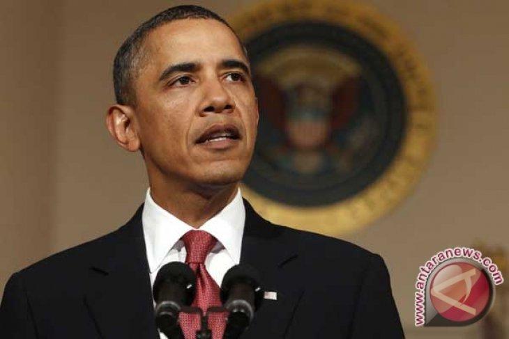 Obama Jatuhkan Sanksi Atas Libya