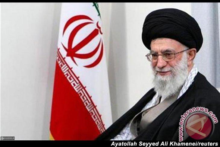 No concessions to west, Iran`s khamenei tells candidates