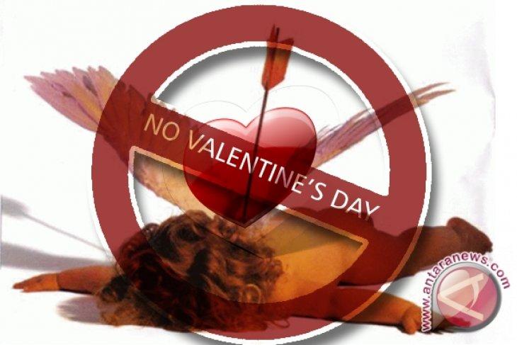 """MUI Imbau Tak Rayakan """"Valentine's Day"""""""