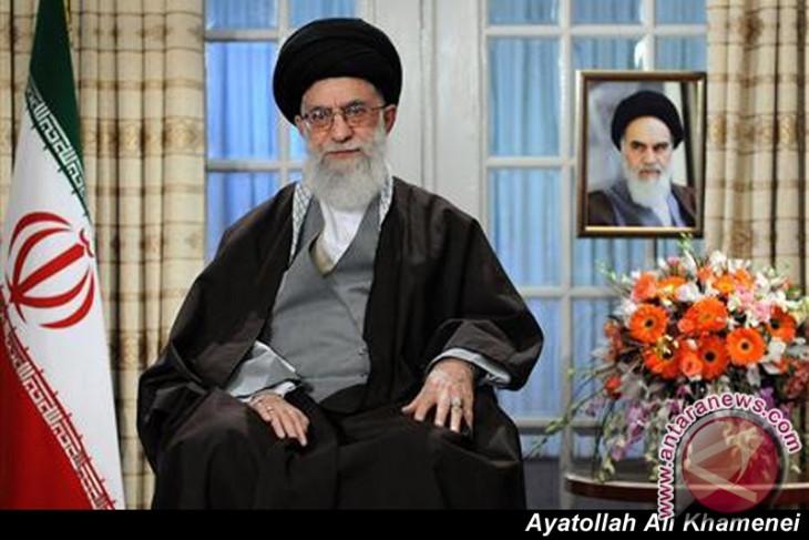 Khamenei: AS Harus Dihilangkan Dari Dunia Islam