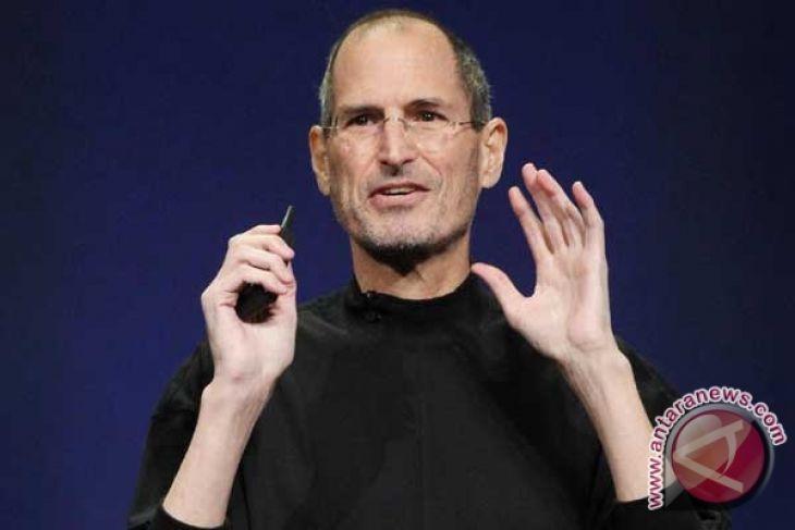 Formulir lamaran kerja Steve Jobs terjual Rp2,4 miliar