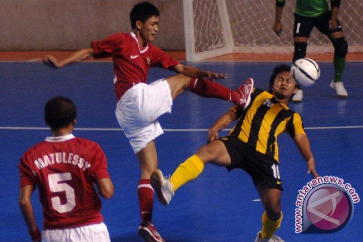 Pelatih Timnas Futsal Tetapkan 17 Pemain