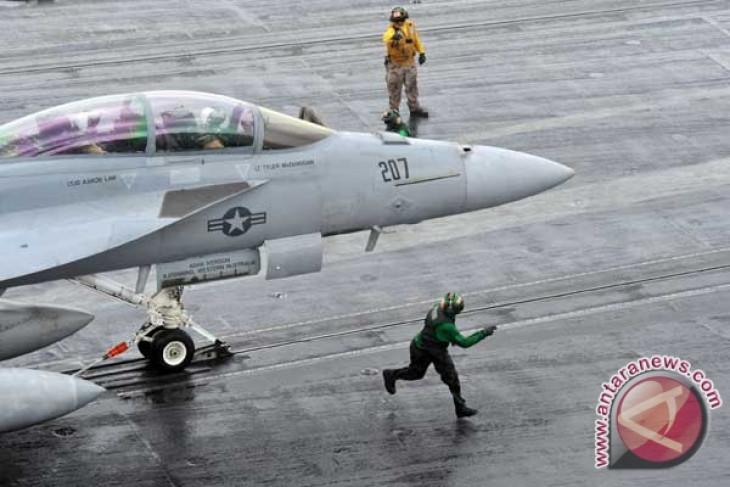 19 Pesawat AS Serang Libya pada Minggu