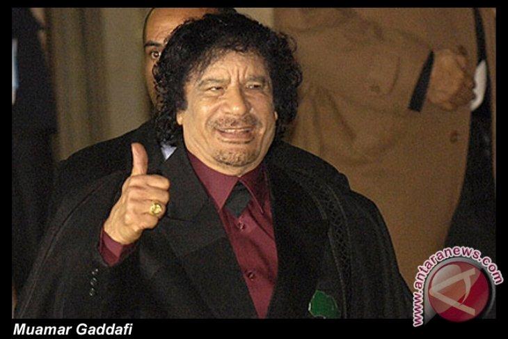 Inggris dan Jerman Desak EU Boikot Gaddafi