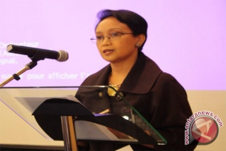 Retno Marsudi named foreign affairs minister