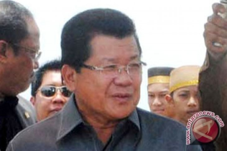 Gubernur Sulbar minta isu dirinya menteri tak ditanggapi