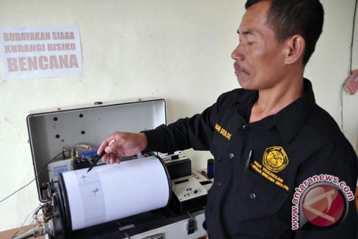 PVMBG Pasang Empat Seismograf di Dieng