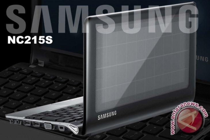 Samsung Luncurkan Laptop Bertenaga Matahari