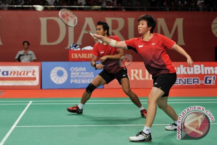Tantowi/liliyana Pasangan Indonesia Pertama ke Final