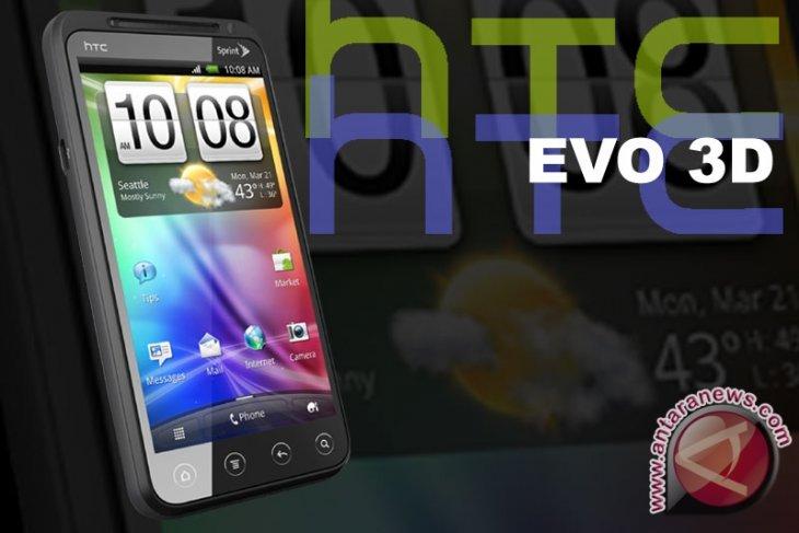 HTC Luncurkan Smartphone 3D Evo