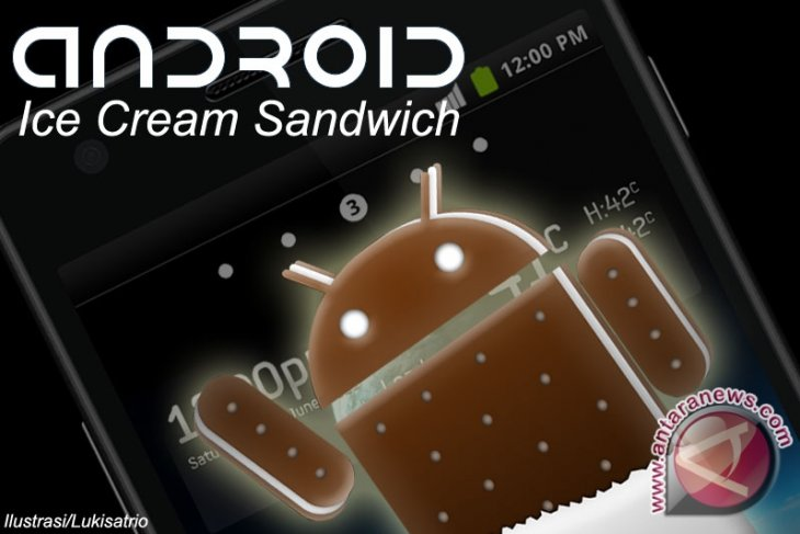 Samsung Buat Ponsel Pintar Ice Cream Sandwich