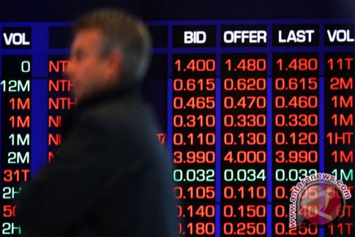Pasar saham Australia berakhir turun jelang data inflasi AS