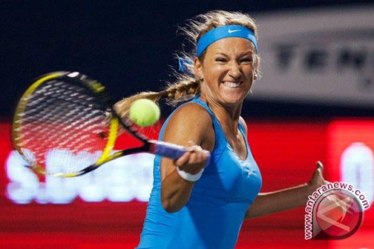 Azarenka kalahkan Sharapova dengan mudah di final Australia Terbuka