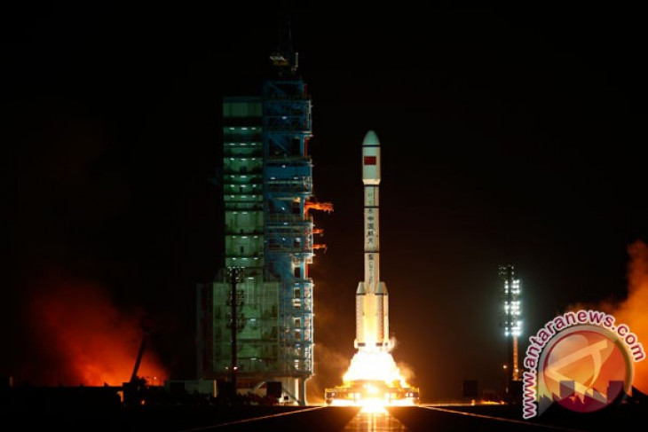 Stasiun luar angkasa Tiangong-1 jatuh, LAPAN terus pantau