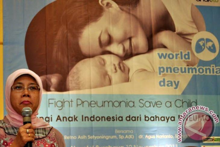 Edukasi Bahaya Pneumonia