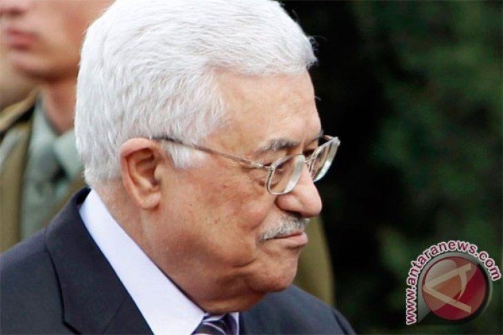 Mahmoud Abbas pilih PBB bagi berdirinya negara Palestina