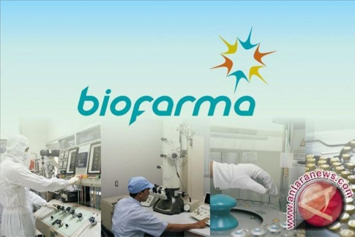 Penjualan ekspor Bio Farma diprediksi turun