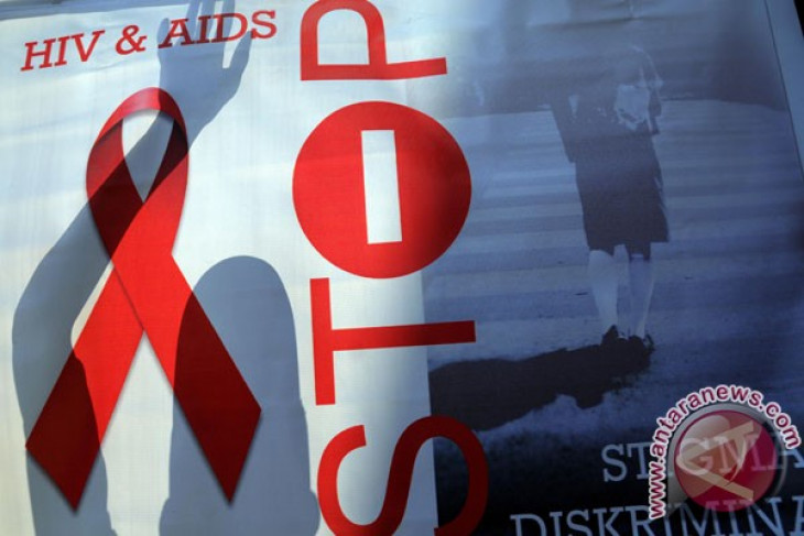 54 pelajar Jayapura terinfeksi HIV/AIDS