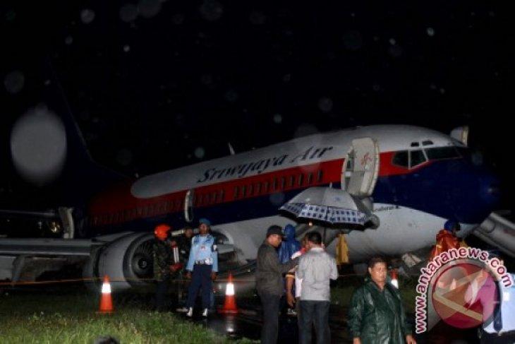 Dua penumpang Sriwijaya dirawat di Panti Rini