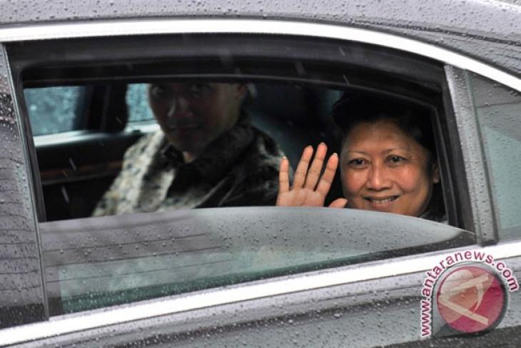 Ani Yudhoyono keluar dari RSPAD