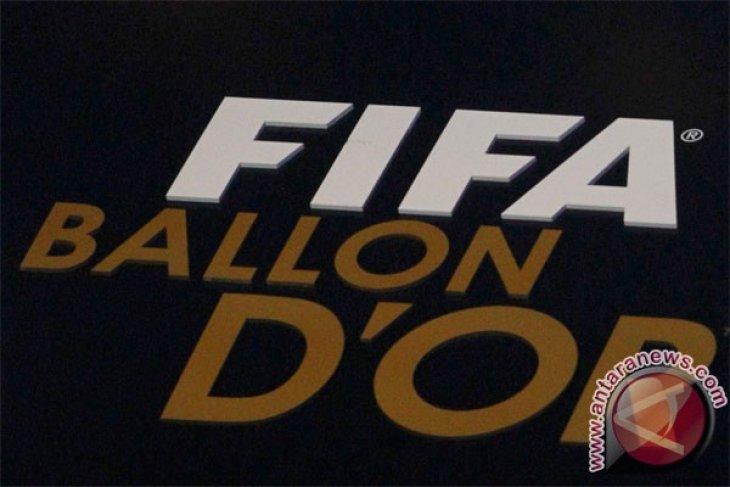 Daftar pemenang Ballon d`Or FIFA