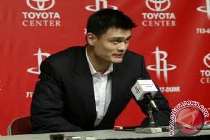 Yao Ming jadi politisi