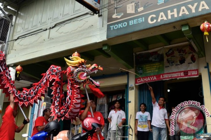 Perkuat nuansa Pecinan, Yogyakarta merevitalisasi Ketandan
