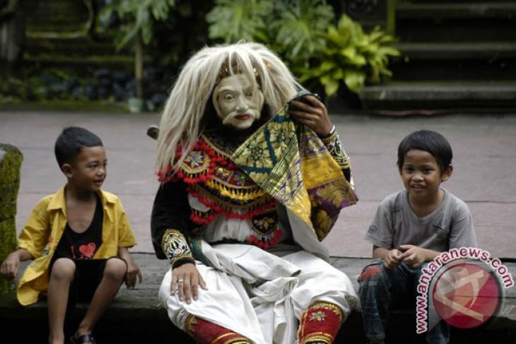 Pariwisata ancam seni budaya Bali