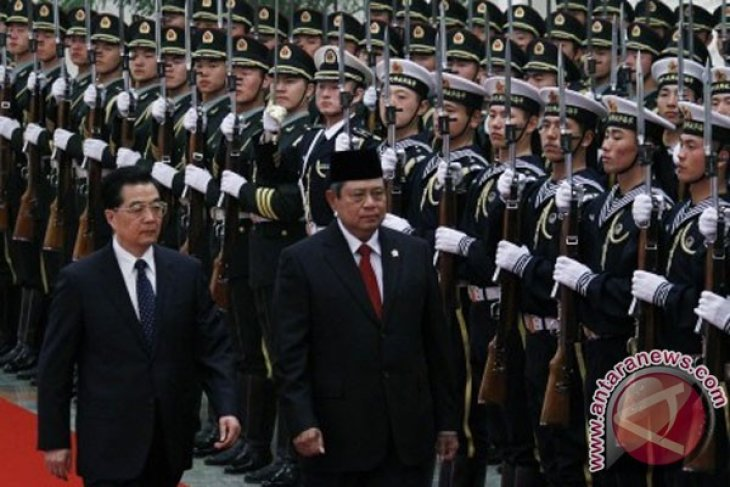 Yudhoyono calls for bringing order to Indonesia-China trade