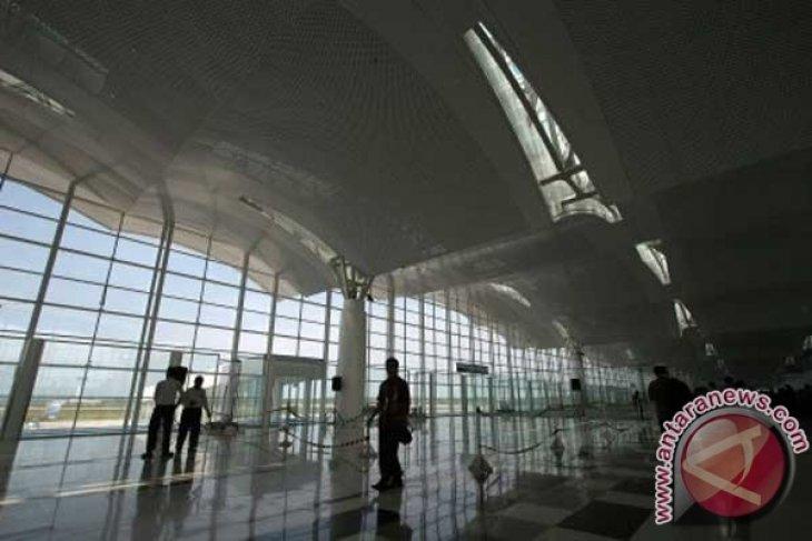 Rampung Akhir 2012, bandara Kualanamu