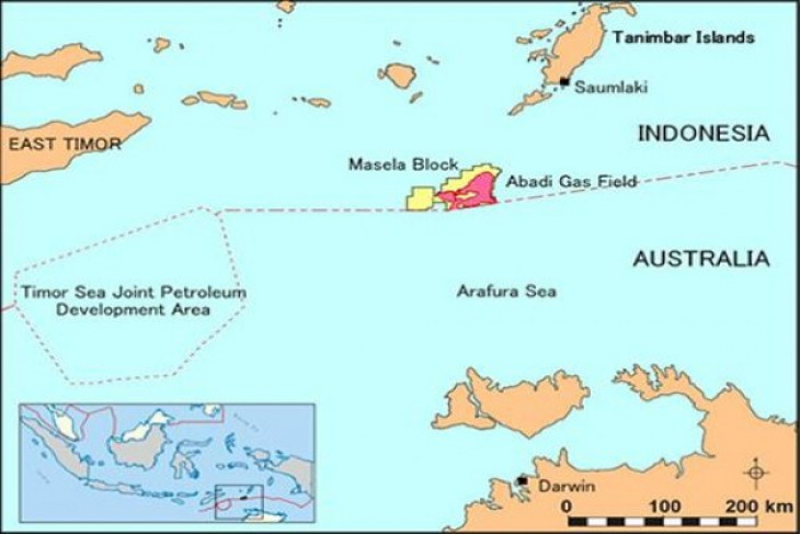 Masela block to improve Maluku people`s welfare