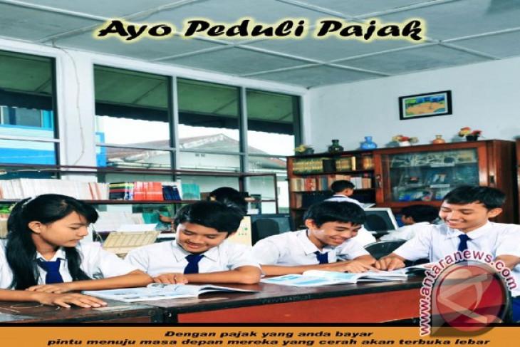 Peranan pajak memajukan pendidikan
