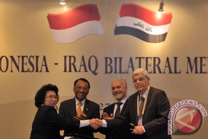 Minyak Irak Indonesia