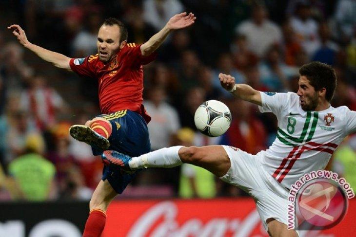 Moutinho: Portugal targetkan hasil maksimal di Piala Dunia