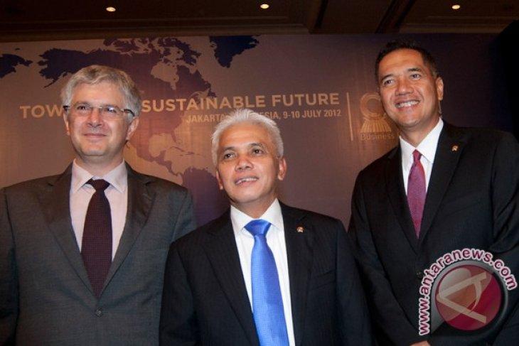 Hatta bangga Indonesia bisa berbagi lewat IMF