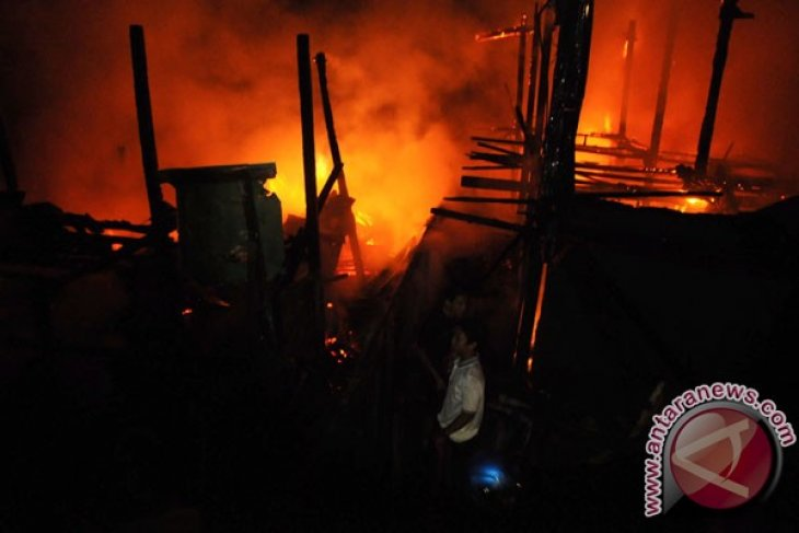 Kebakaran Rumah Warga