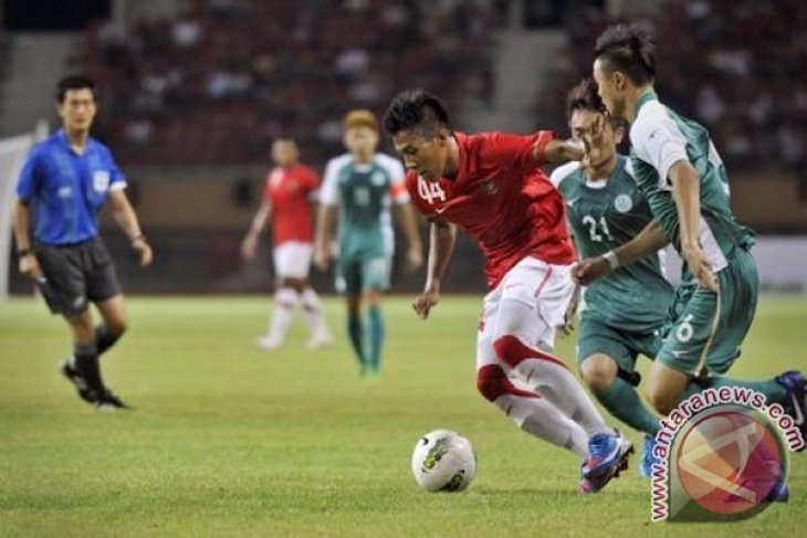 Indonesia Vs Macau