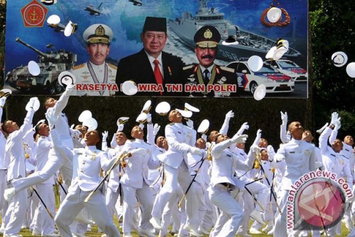 Praspa TNI Polri 2012