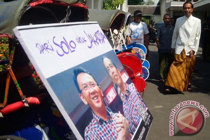 Dukungan untuk Jokowi