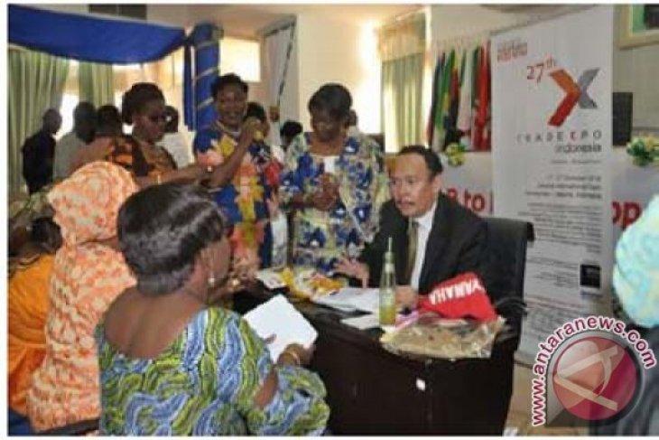Indonesia targetkan 500 pembeli TEI 2012 dari Afrika Barat