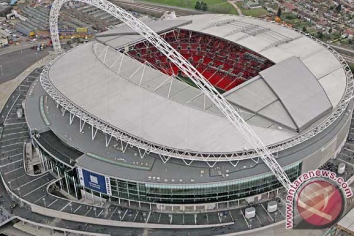 Tottenham mainkan pertandingan kandang Liga Champions di Wembley