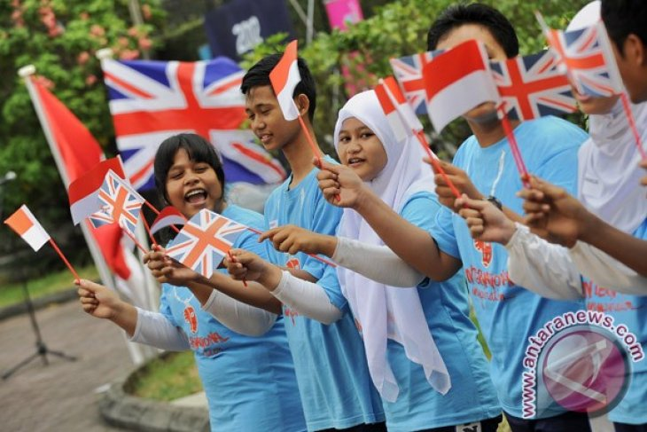 Sambut Olimpiade London 2012