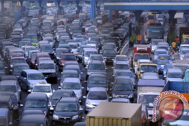 Kemacetan pintu tol