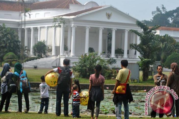 Sambut Lebaran, Kebun Raya Bogor tambah wifi gratis