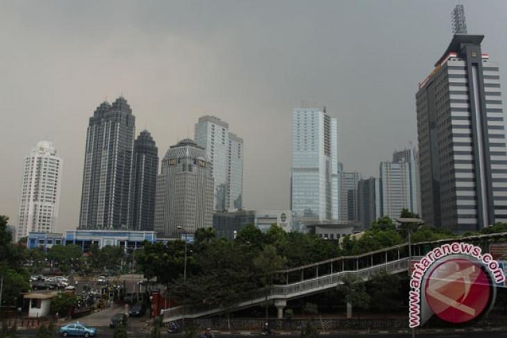 Sebagian wilayah Jakarta diperkirakan hujan hari ini