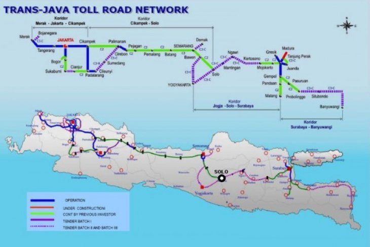 Some 30 percent homebound travelers opt for northern coast route