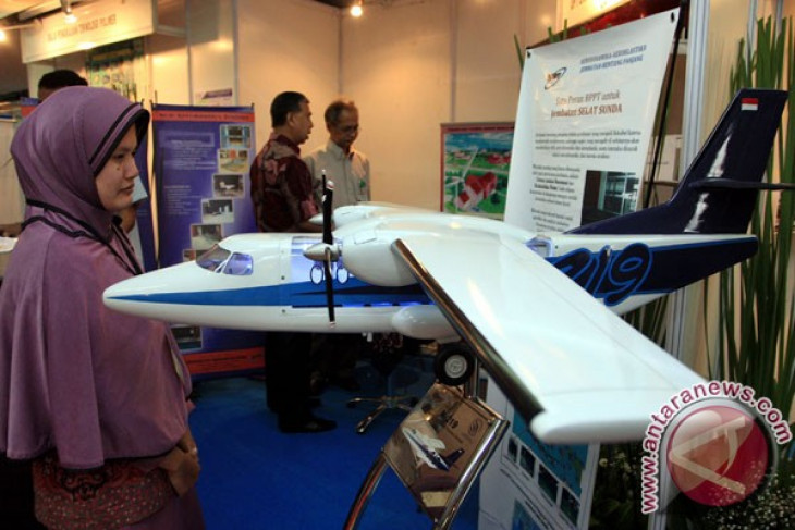 Indonesian aerospace firm focusing on Asia-Pacific market