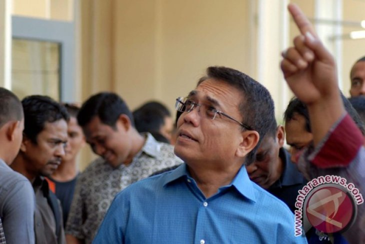 Pengumuman pejabat di Aceh setelah pengesahan APBD
